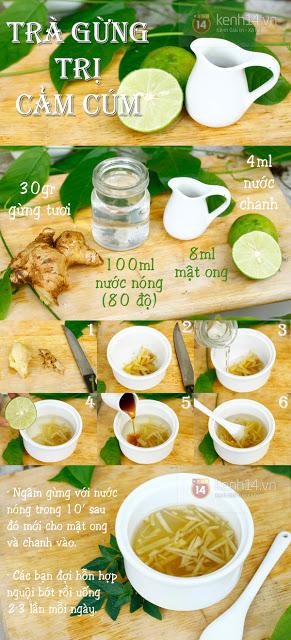 top 10 bai thuoc tri ho dau hong cam cum va cam lanh tu nguyen lieu tu nhien de ki 7 - Top 8 bài thuốc trị ho, đau họng, cảm cúm và cảm lạnh từ nguyên liệu tự nhiên, dễ kiếm, dễ làm