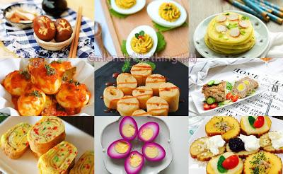 top 37 mon an de lam tu trung tuyet ngon 1 - Top 35 món ăn dễ làm từ trứng tuyệt ngon