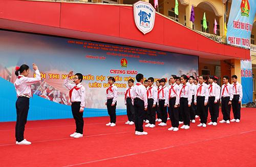 viet don xin vao doi thieu nien tien phong - Top 6 bài viết đơn xin vào đội Thiếu niên Tiền phong lớp 3 mới nhất