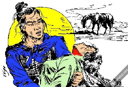 tom tat tac pham chuyen an duong vuong mi chau va trong thuy 2 - Top 6 bài tóm tắt lại Truyện An Dương Vương và Mị Châu – Trọng Thủy theo nhân vật Trọng Thủy lớp 10 mới nhất
