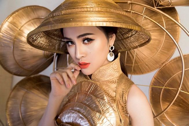 thuyet minh ve chiec non la 2 - Top 6 bài văn thuyết minh về chiếc nón lá Việt Nam lớp 9 mới nhất