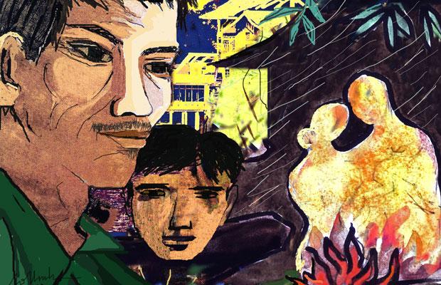 """hinh tuong nhan vat ong hai - Top 7 bài văn cảm nhận vẻ đẹp hình tượng nhân vật ông Hai trong truyện ngắn """"Làng"""" lớp 9 mới nhất"""
